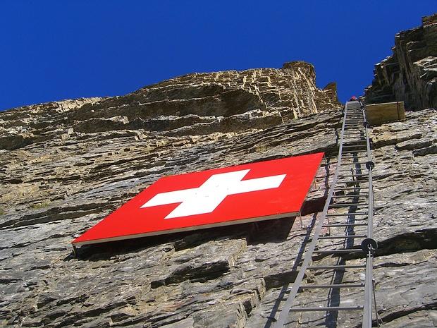 Klettersteig Daubenhorn : Leukerbader klettersteig daubenhorn 2572m u2013 tourenberichte und fotos
