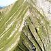 De la remontée à la Gemsflue vue sur la Gemsgrat.