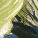 Un peu plus haut vue plongeante sur la Gemsgrat.