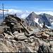 Gipfel Mattwaldhorn.