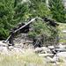 Alpe Tramoggia - der letzten Hütte droht der Zerfall
