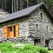 Val d'Ambra - die neue Selbstversorgerhütte Tecc Stevan