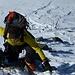 Deposito sci e ultimi metri a piedi...