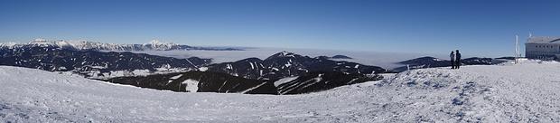 Panorama Stuhleck
