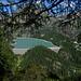 la diga e il lago di Campomoro