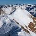 Zweiter und dritter Gipfel von rechts: Hohe Warte und Seewarte
