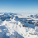 Nebelmeer über dem Vierwaldstättersee