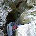 Eingang zu unbekannter Höhle