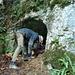 Eingang zur Salamanderhöhle
