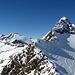 La cima dell'Accla dalla Rocholspitze