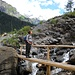 Auf dem Weg zur Doldenhornhütte