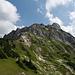 Läuferspitze von Nordwesten