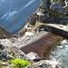 Beim Abfluss lässt sich der Laghetto di Grueben gut umgehen (allen anderen empfehle ich Flügeli oder Korkgurt).
