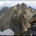 Blick vom Gipfel auf das Steinlauihorn. Steinlauis à discretion hatte ich allerdings auch schon auf dem Weg zum Golegghorn...