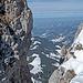 Spaltenblick ins Berner Mittelland