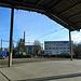 Die einst grösste Papierfabrik der Schweiz durch Misswirtschaft und Spekulantitis stillgelegt