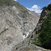 Bis zu 30 m jährlich zieht sich der Aletsch zurück