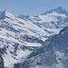 Moiry-Staumauer und Glacier de Moiry