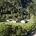 Ramio, ehemaliger Sommersitz nahe beim Alpvieh von Talbauern