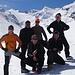 Skitourenteam aus dem Oberriet.