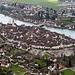 Die Altstadt von Stein am Rhein, auch ein Bijou wie das erst kürzlich besuchte Rheinau. Die Stiftung Windler über 700 Mio SFR (!!!) zur Ortsverschönerung mit angeblich 20 Mio Ertrag p.a. hilft, die Perle in Schuss zu halten ;-)