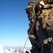 Da springt das Herz! Klettern an der Cresta Rei mit den anderen 4000ern unter den Füssen