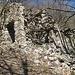 aber dann auch einige pittoreske Ruinen, wie hier