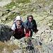 Pasci und Tinu im Nachstieg