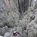 [U sglider] im Santnerpass-Klettersteig