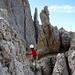 Klettersteigen in grandioser Landschaft
