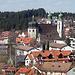 Lindenberg im Allgäu mit der imposanten Stadtpfarrkirche
