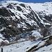Etwa eine Stunde nach unserer Abfahrt begann das Tiefbauamt Uri mit der Schneeräumung auf der Gotthard-Passstrasse. Das nenne ich mal Timing.