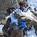 Il solo passaggio di roccia
