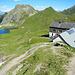 Wieder zurück an der Tilisuna Hütte (ÖAV)