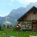 Alpgebäude Rueggis