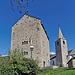 Schloss und Kirche von Venthône