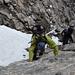 Aufstieg zum Steghorn