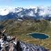 Blick Richtung Dent du Midi und Tour Salliere