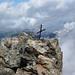 Gipfelkreuz des Basodino