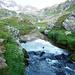 Aufstieg zum Basodino - Alpe Randinascia