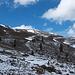 Tellakopf, Gipfel etwa in der Mitte