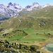 Bergsee in herrlicher Kulisse