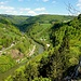 Doubs-Tal abwärts bzw. nach Norden