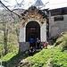 Cappella della Madonna della Neve all'Alpe Montata.