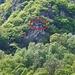 La Froda: Blick hoch zum Passo della Sandèla