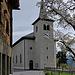 Start bei der Kirche in Zeneggen
