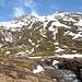 Questa invece la costa che dovremmo salire noi, per arrivare sull'alpe Scaione.