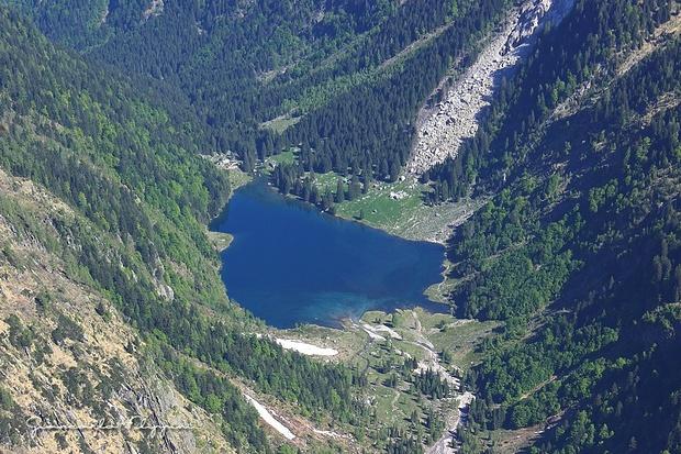 Lago di Cama