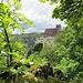 ...mit schönem Blick auf das Schloss