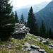 Alpe Tramoggia - Blick ins Val d'Ambra